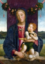 212/bastiani, lazzaro - the virgin and child