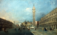 212/guardi, francesco - piazza san marco 2