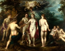 212/rubens, peter paul - the judgment of paris