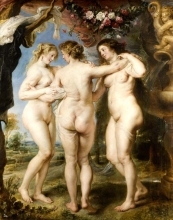 212/rubens, peter paul - the three graces