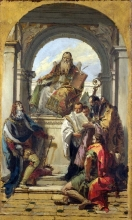 212/tiepolo, giovanni battista - four saints