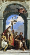 212/tiepolo, giovanni battista - saints maximus and oswald