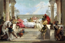 212/tiepolo, giovanni battista - the banquet of cleopatra