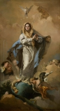 212/tiepolo, giovanni battista - the immaculate conception