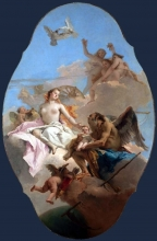 212/tiepolo, giovanni battista - the vision of st anne