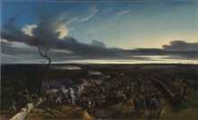212/vernet, emile-jean-horace - the battle of montmirail