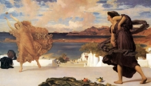 213/frederic leighton_-_greek girls playing at ball