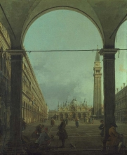 212/canaletto - piazza san marco 5