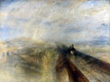212/turner, joseph mallord william - rain, steam, and speed - the great western railway