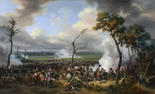 212/vernet, emile-jean-horace - the battle of hanau