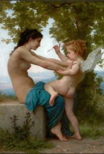 213/ вильям (1825-1905)_-_a_young_girl_defending_herself_against_eros_(1880)