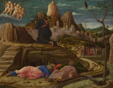 londongallery/andrea mantegna - the agony in the garden